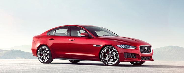 The New Jaguar XE Revealed